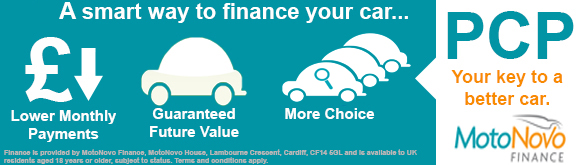 PCP Finance Available